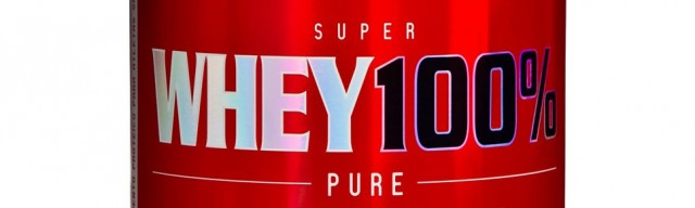 Relato sobre o Super Whey 100% Pure Integralmédica