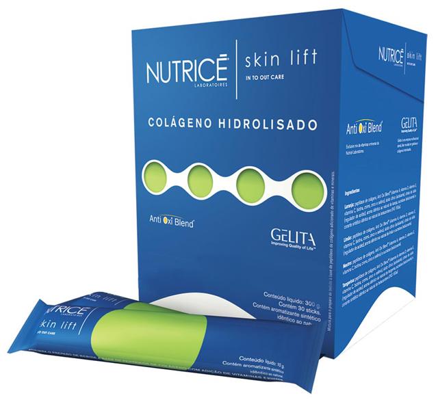 Relato sobre o Nutricé Skin Lift