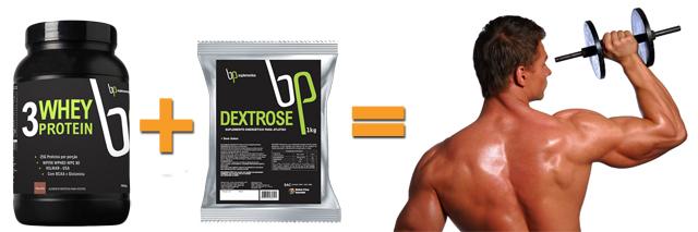 Dextrose-Proteína