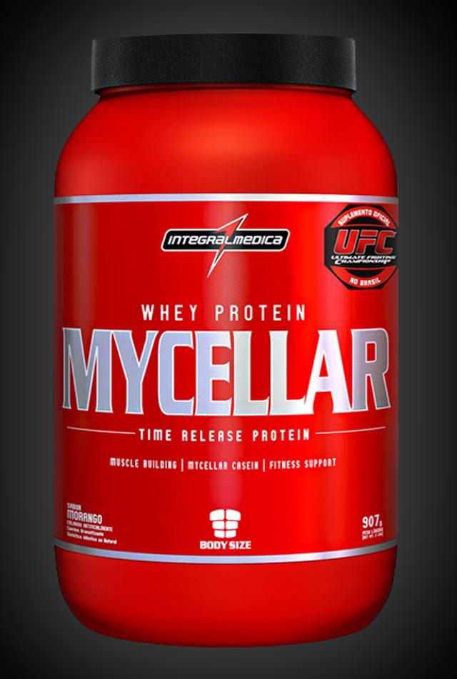Conheça o Whey Protein Mycellar, da Integral Médica