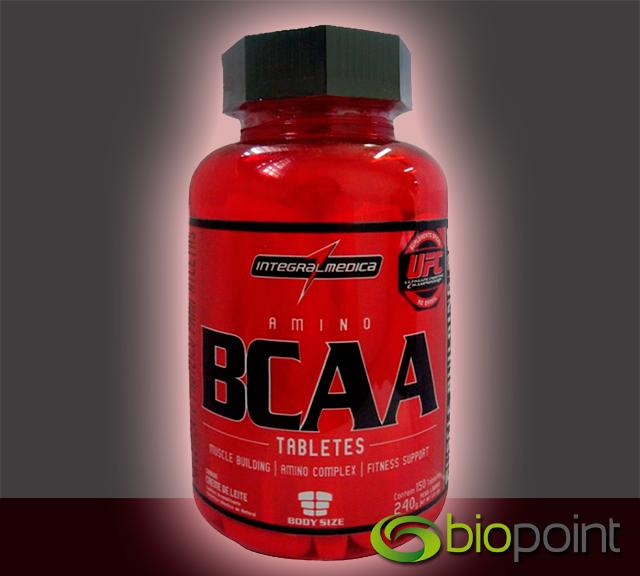 Conheça o Amino BCAA Tabletes, da Integral Médica