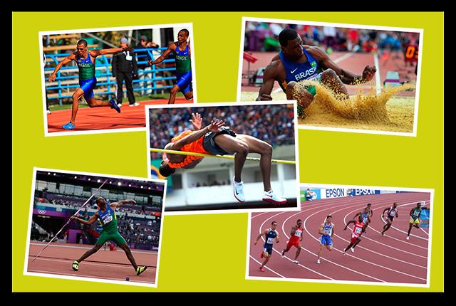 09 de Outubro - Dia do Atletismo