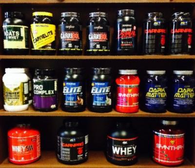 Proteínas para Ganho de Massa Muscular