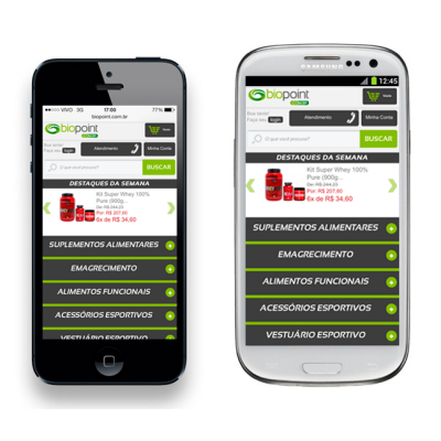 Biopoint Mobile Store