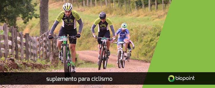 Suplemento para Bike Ciclismo