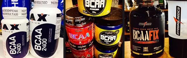 Dicas para escolher melhor o seu próximo BCAA