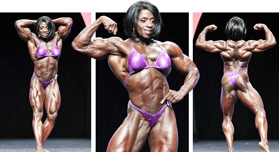 Iris Kyle Ms Olympia 2014