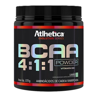 BCAA Powder 4:1:1 Atlhetica