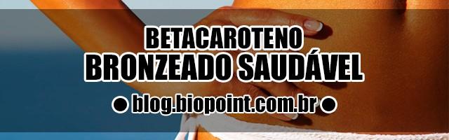 Suplemento Betacaroteno para Bronzeado