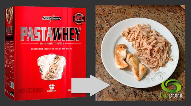 Pasta-Whey
