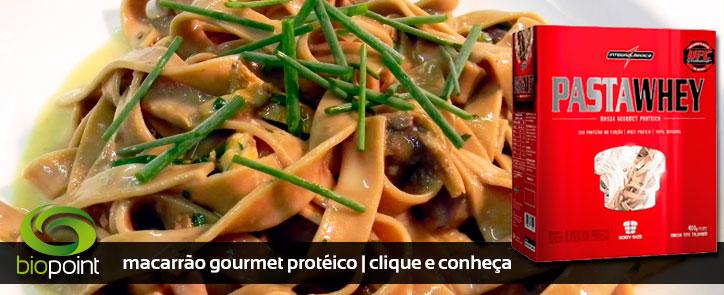 Pasta Whey Integralmedica - Macarrão Gourmet Proteico