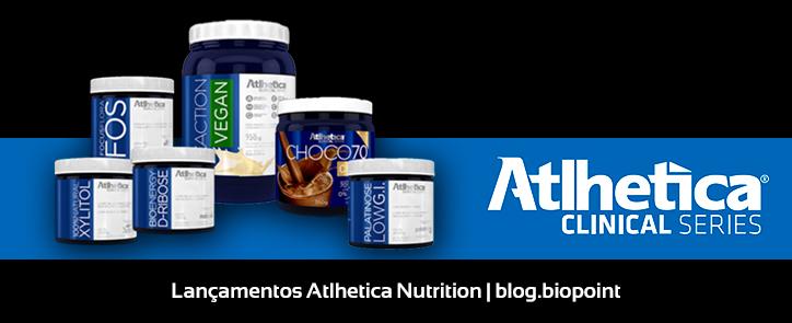 Lançamentos Atlhetica Nutrition