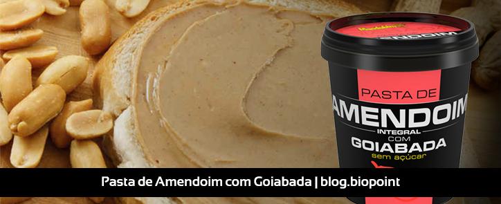 Lançamento Mandubim: Pasta de Amendoim com Goiabada
