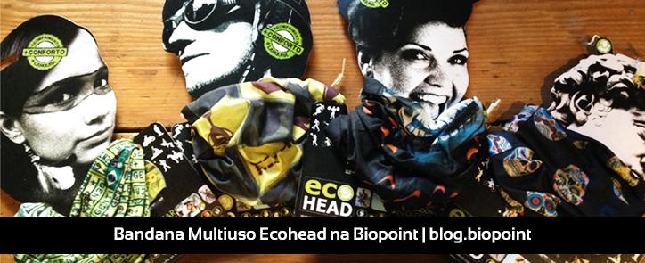Bandana Multiuso Ecohead na Biopoint