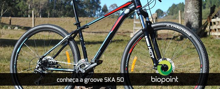 Conheça a Groove SKA 50