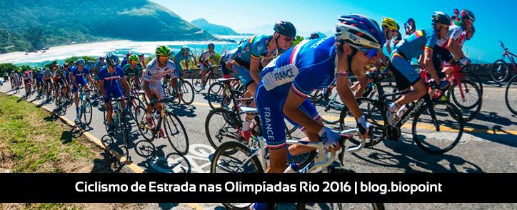 Ciclismo de Estrada nas Olimpíadas Rio 2016