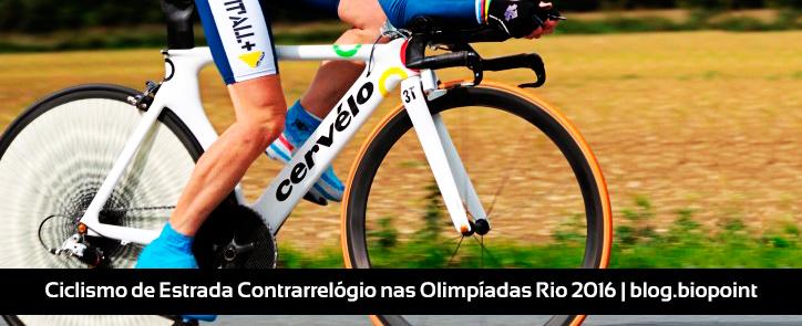 Ciclismo de Estrada Contrarrelógio nas Olimpíadas Rio 2016