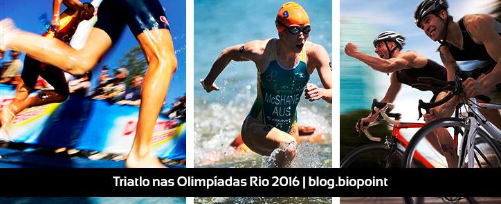 Triatlo nas Olimpíadas Rio 2016