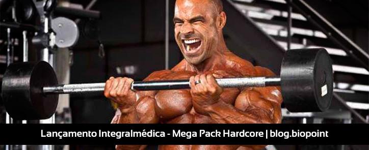 Lançamento Integralmédica - Mega Pack Hardcore