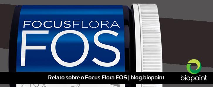 Relato sobre o Focus Flora FOS, da Atlhetica Nutrition