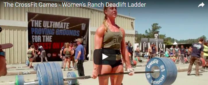 [video] Mulheres mandando muito bem no levantamento terra