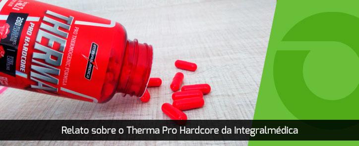 Relato sobre o Therma Pro Hardcore da Integralmédica