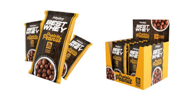 best whey protein peanut