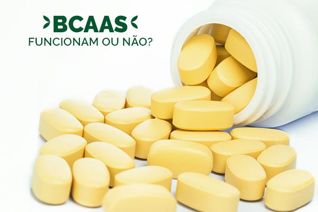 BCAAs, funcionam ou não?