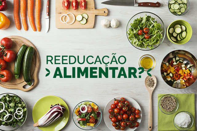 Reeducação alimentar e seus benefícios com o passar do tempo