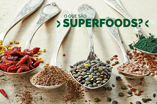 O que são Superfoods?