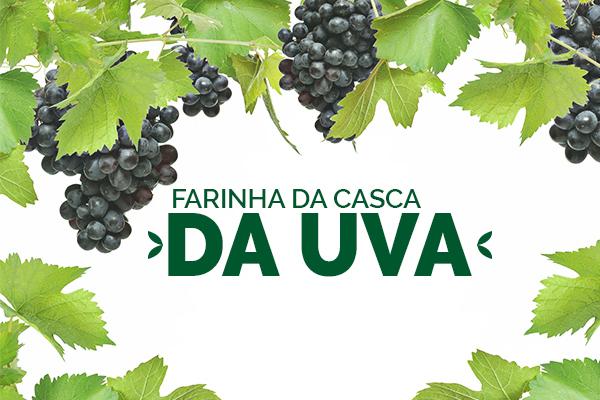 Farinha da casca da uva: funções e benefícios para a saúde